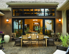 French Country Elegance traditional-patio