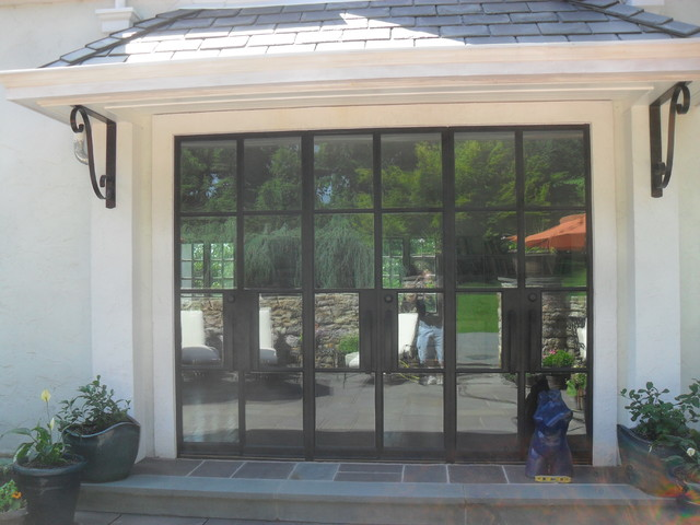 French Patio Door Modern Patio