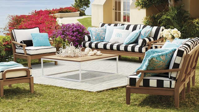 Patio - eclectic patio idea in Other