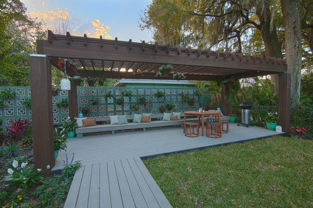 Fyi Network S Outback Nation With Jamie Durie Modern Patio