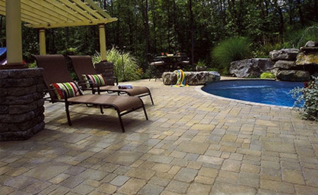 Outdoor Pavers New Zealand : Gallery patio new york di all island mason supply