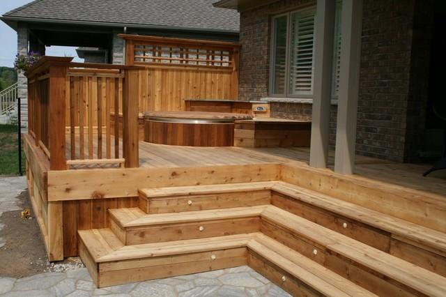 Garden Decks patio