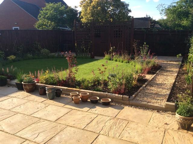 Garden design build deddington oxfordshire for Garden design oxfordshire