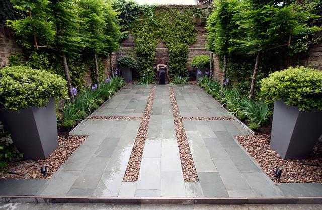 Garden Design in Kensington London
