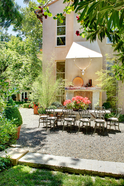 Garden House Eclectic Patio Sacramento By Dave
