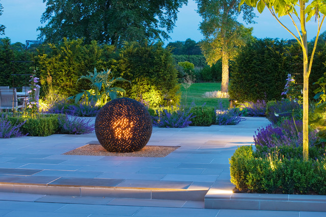 Garden Lighting Contemporary Patio Other By