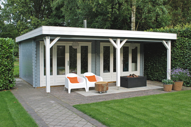 Garden Rooms Log Cabins Scandinavian Conservatory
