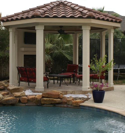 Looks simple but very attractive how much cost to build for Gazebo cost to build