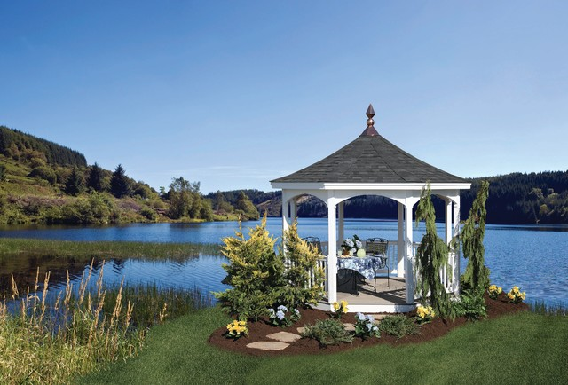 Gazebos Traditional Patio Other By Creative Gazebos