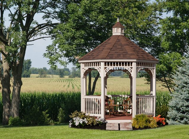 Gazebos Victorian Patio Other By Creative Gazebos
