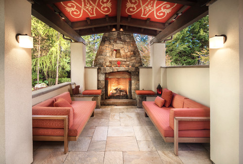 Moroccan style home remodeling