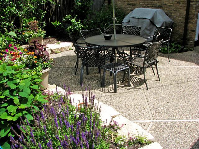 Glencoe Clic, English Radial Garden - American ... on symmetrical garden design, linear garden design, vertical garden design, asymmetrical garden design, rectangular garden design,
