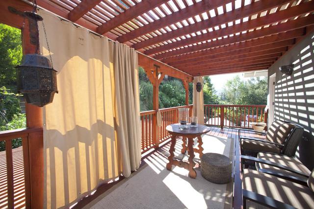 Globus Builder eclectic-patio