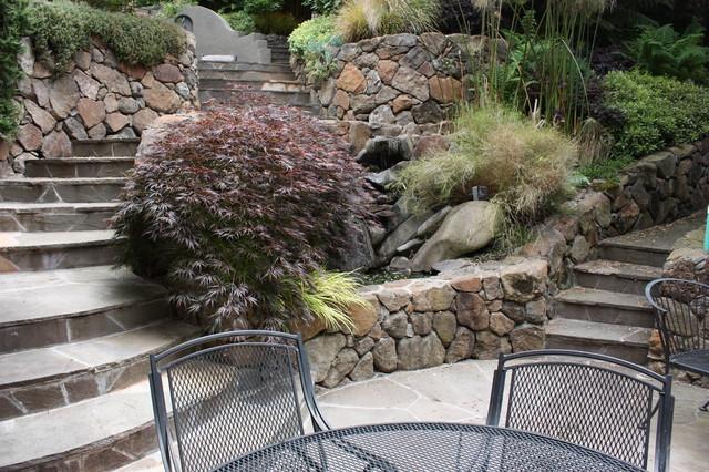 Goodman Landscape Design traditional-patio