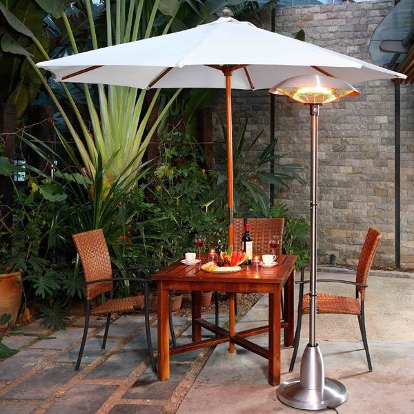 Grandview Electric Outdoor Heater - Patio Heaters - chicago - by Home Infatuation