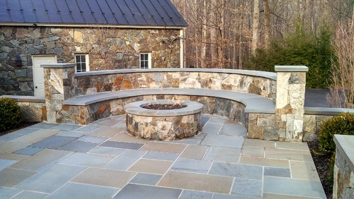 Amazing Whatu0027s The Approximate Cost For Putting In A Flagstone Patio/firepit
