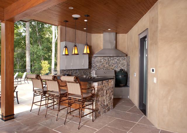 Green Renovation contemporary-patio