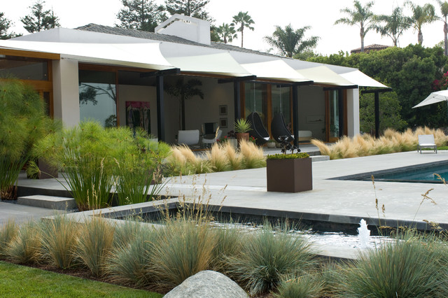 Grounded - Modern Landscape Architecture contemporary-patio