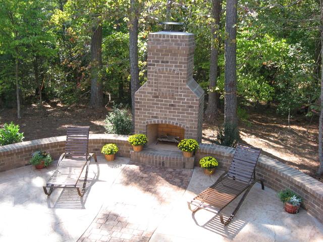 GS Bailey traditional-patio
