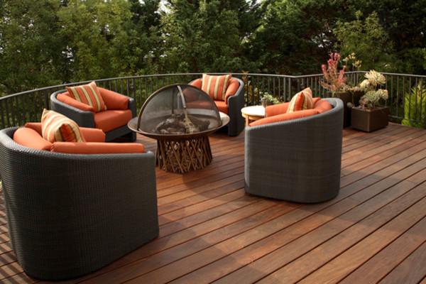 H2 Outdoor living contemporary-patio