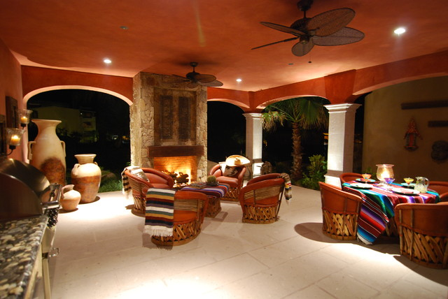 Hacienda Patio