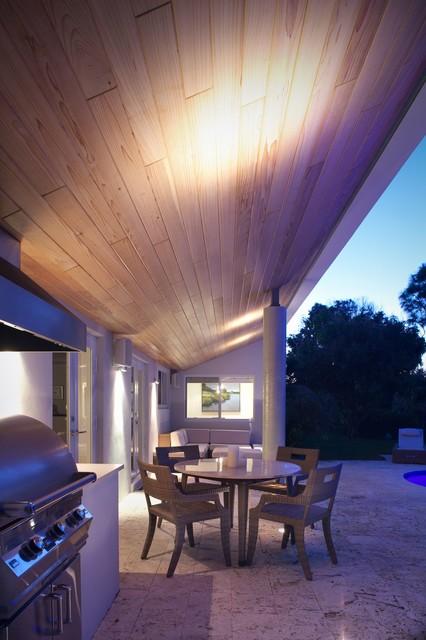 Hamed Rodriguez Renovation contemporary-patio