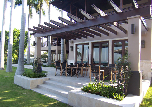 Harbor Point eclectic-patio