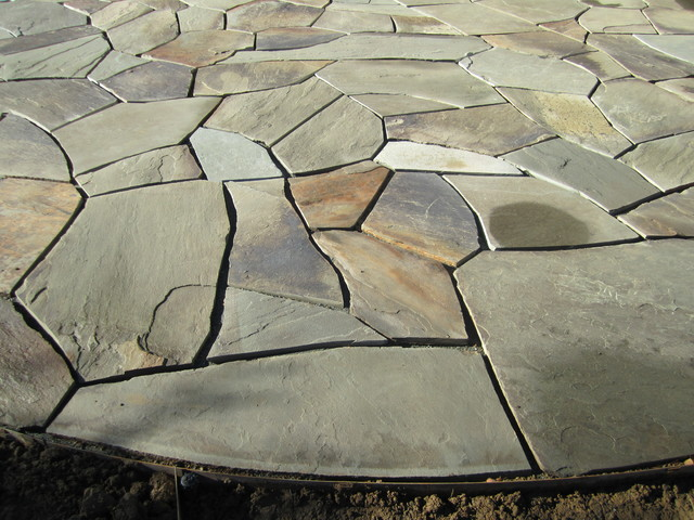 ... - Rustic - Patio - san francisco - by Bill Doughty Landscaping Inc