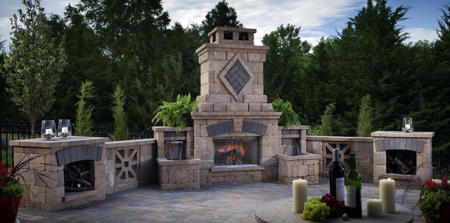 Harmony Outdoor Elements traditional-patio