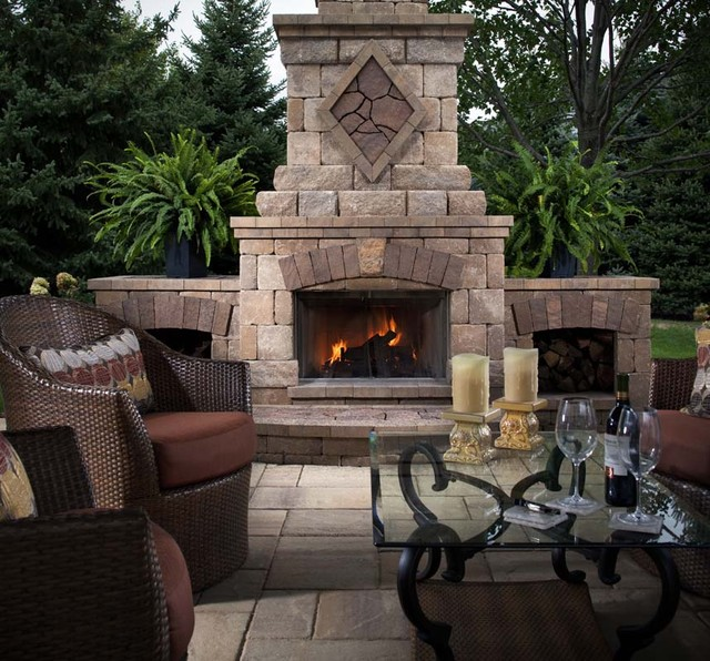 Harmony Outdoor Elements traditional-patio
