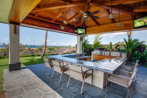 9 tips for an outdoor kitchen that lets you enjoy the party | Fox News
