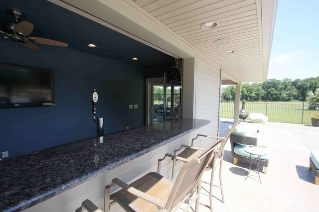 HCC OUTDOOR DESIGNS AND ADDITIONS contemporary-patio