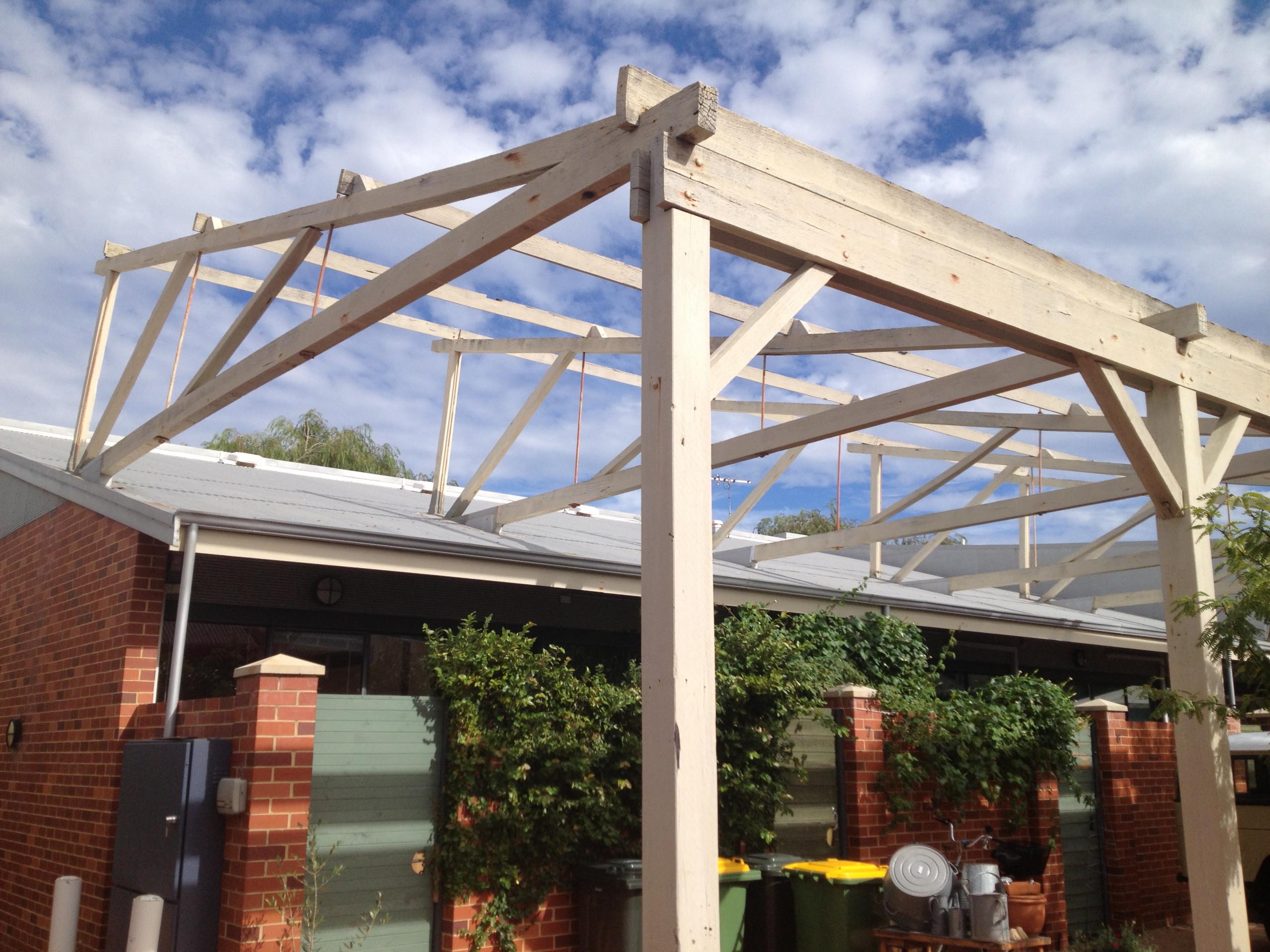 Heritage Truss Renovation Fremantle