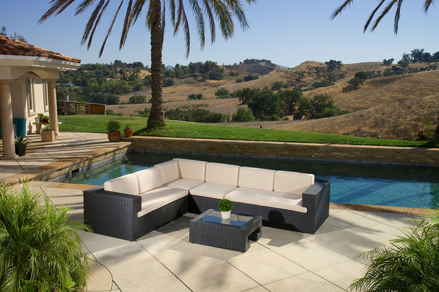 Hidden Hills California Landscapes Contemporary Patio
