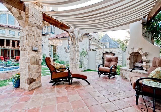 Highland Park spanish mediterranean design Mediterranean