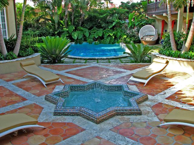 Historic Gem eclectic-patio