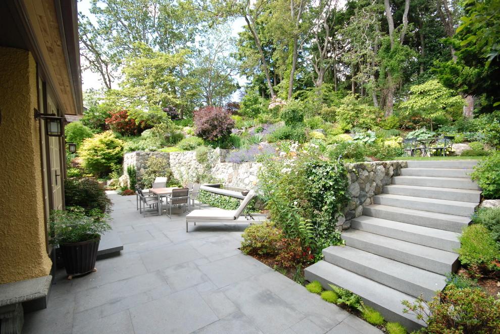 Historic House Landscape - Traditional - Patio - Vancouver ...