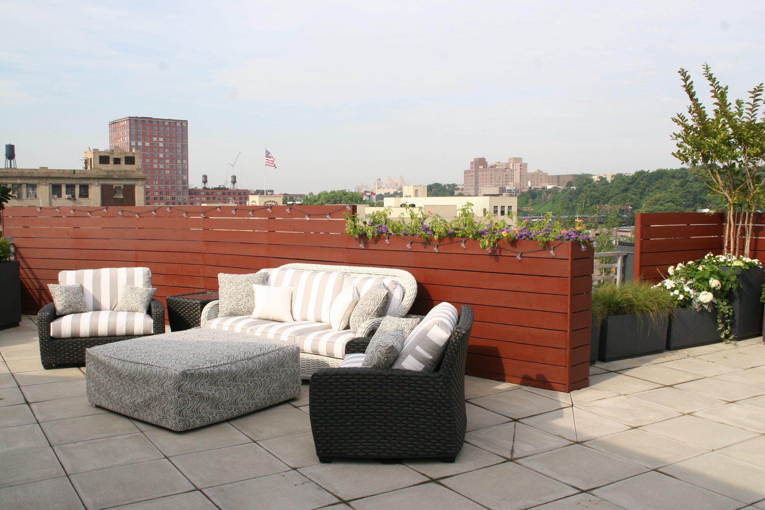 Hoboken Rooftop Garden