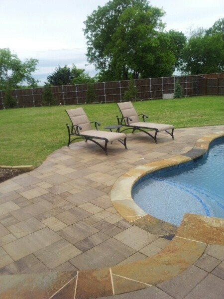 holding area Patio dallas by Sunnyland Patio Furniture