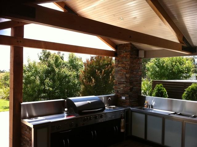 Home Improvements modern-patio