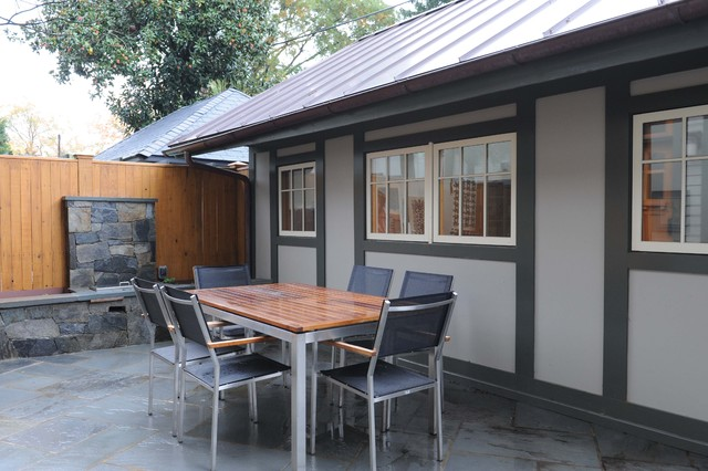 Home Office craftsman-patio