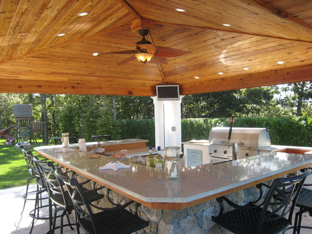 Home Renovation Projects traditional-patio