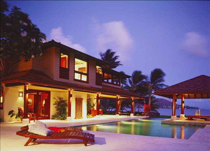 Honolulu Bay Front Estate