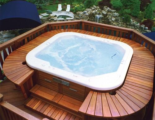 hot tubs designs