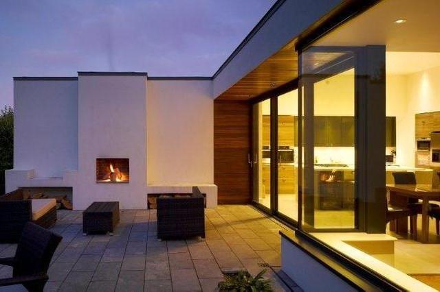 house extension rathfarnham dublin modern patio dublin by