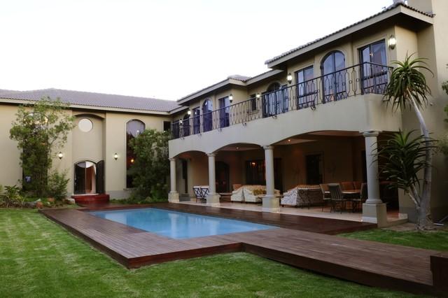 House M contemporary-patio