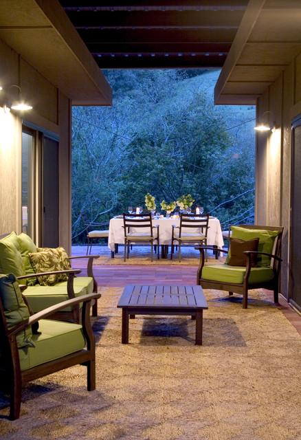 House Port Petaluma contemporary-patio