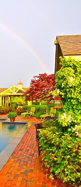 Howard Roberts traditional-patio