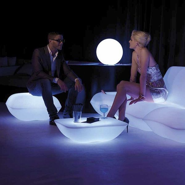 Illuminated Pillow Outdoor Collection outdoor-lounge-chairs