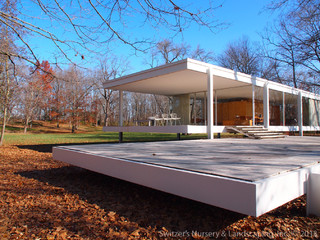 Influential Architecture The Edith Farnsworth House Modern